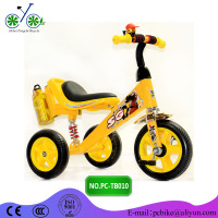 2015 hot sales 12/10inch cheaper price children baby tricycle bicycle/children bike tricycle