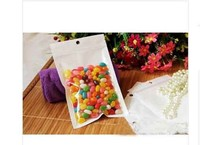 Plastic packing bag pouch plastic candy bag
