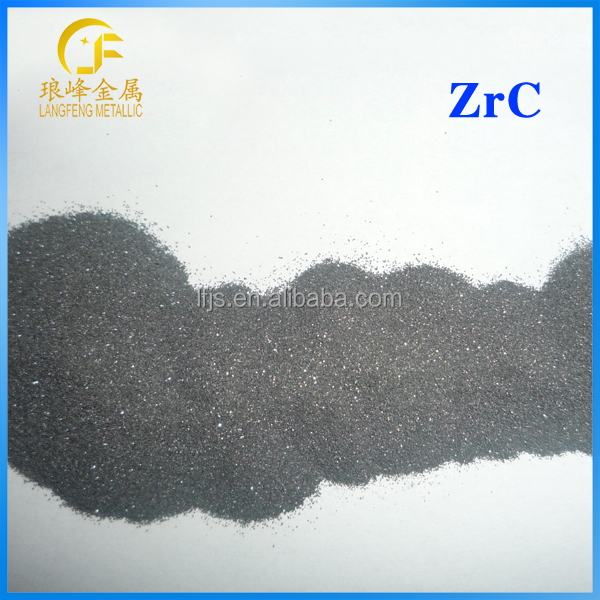 Pure 99.9% zirconium oxide diamond making raw material 1-200um metal powder