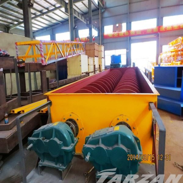 2015 hot sale sand cleaning machine for sand making line