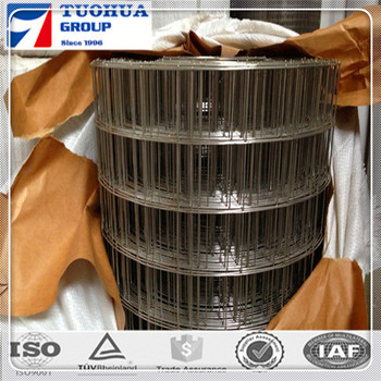 AnPing factory galvanized welded wire mesh price in roll