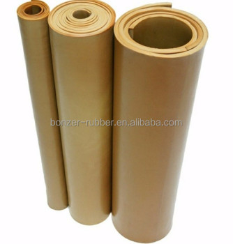 Natural NR 1mm rubber sheet rolls manufacturer