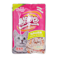 Aluminum Foil Customized Logo Printed Cat Food Sachet