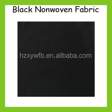 Black Fiber or Bamboo Charcoal Spunlace Nonwoven Disposable Hair Salon Towel
