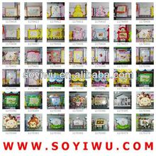 BEAUTIFUL HAIR SALON DESIGN PICTURES Wholesaler Manufacturer from Yiwu Market for Frames