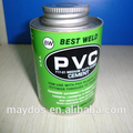 Pvc plastic adhesive contact glue for pvc pipe
