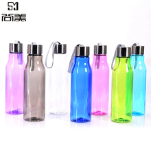 600ml Plastic Type Sport Water Bottle BPA FREE Drink Bottle