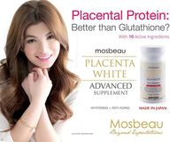 Placenta White Advanced Food Supplement