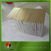 Neodymium cheap bar magnet price 80x20x5mm