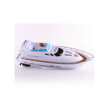 rs-910A7B phone control toy 2.4G Double Motors High Speed Remote Control White Large Yacht