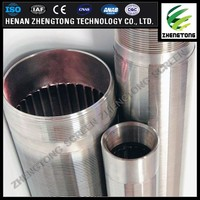 industry filtration wedge wire mesh filter screen