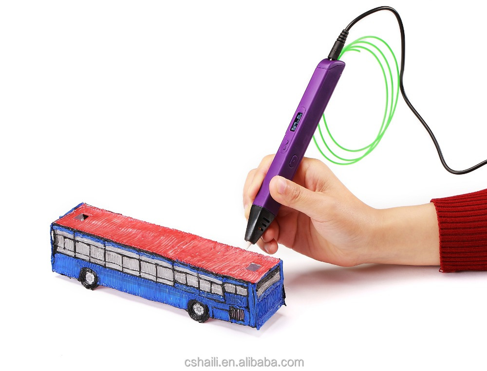 China top rated supplier 3d art pen with oled screen buy - Pret d union pieces justificatives ...