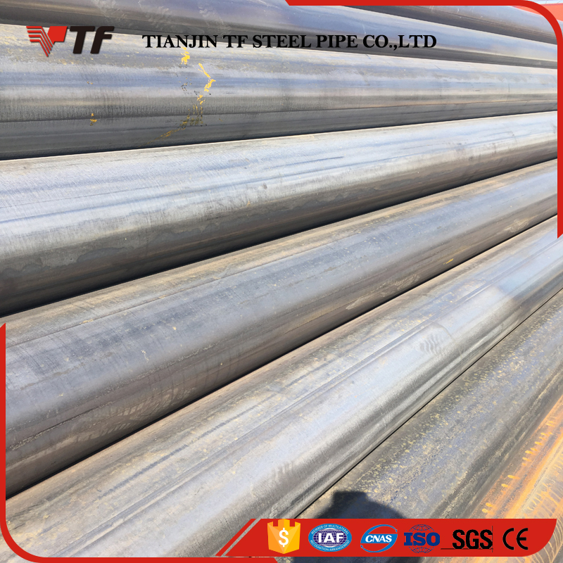 High quality Low cost erw annealing welded round steel pipe