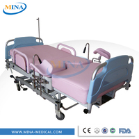 MINA-LB06 gynecology products hospital obstetric birthing bed