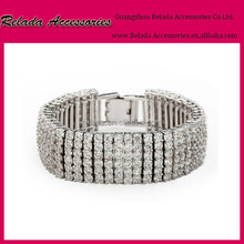 Absolutely stunning Cubic Zirconia bracelets For elegance in Bridal & Formal accessories