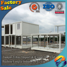 China cheap 2 floor prefabricated house