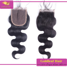 Buy direct from china factory virgin peruvian hair cheap lace closure body wave 100% peruvian virgin hair lace closure