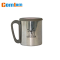 CL1C-M07 comlom 8oz stainless steel water bottle travel mug