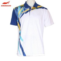 2016 wholesale customized Men's High Quality Dri Fit polo T-shirts
