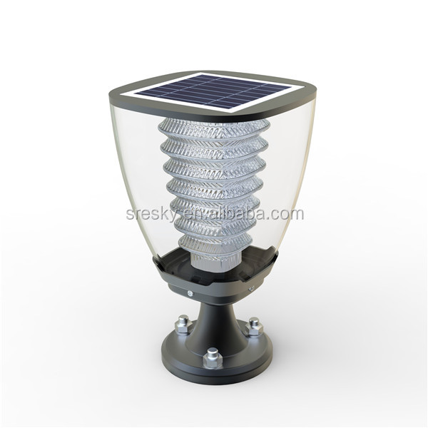 Outside Popluar Santa Claus Led Solar Garden Light Ip65 For Decoration