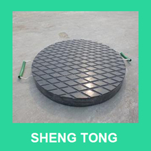 mobile uhmwpe/hdpe jack leg levelling, plastic outrigger pad/sheet