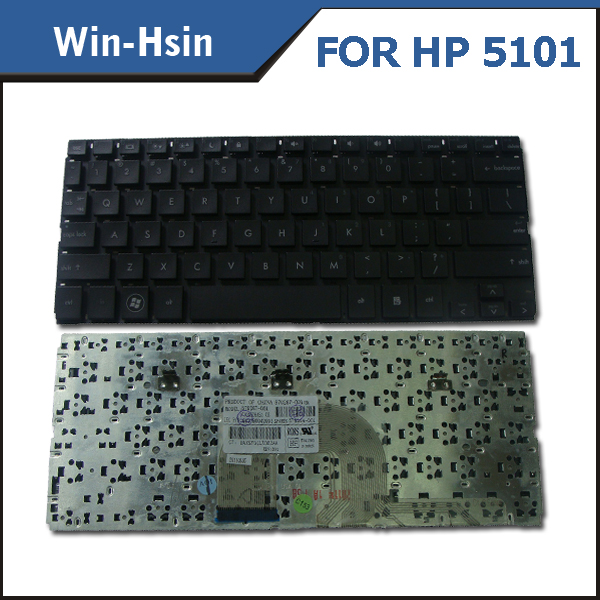 Low price discount new us black wholesale Laptop Keyboard for hp mini 5101 5100 5102 5103 2150 series keyboard
