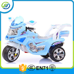 Single kids electric battery cars baby electric motor bike