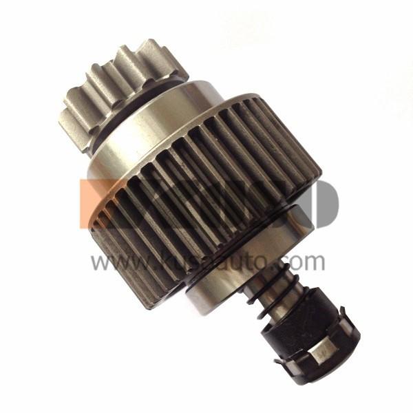 8 97179770 1 starter gear starter pinion assembly for npr for Starter motor pinion gear