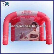 custom tent and hot selling tent animal dome inflatable tent