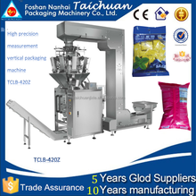 high precision measurement vertical packaging machine TCLB-420Z