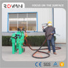High pressure water blasting paint removal machine