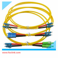 Singlemode/multimode patch cord home fiber optic network