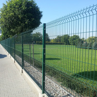 Wire Mesh Fence Cover Plastic Green