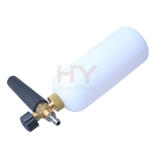 "Pressure Washer Jet Wash 1/4"" Quick Release Adjustable Snow Foam Lance, Foam Cannon"