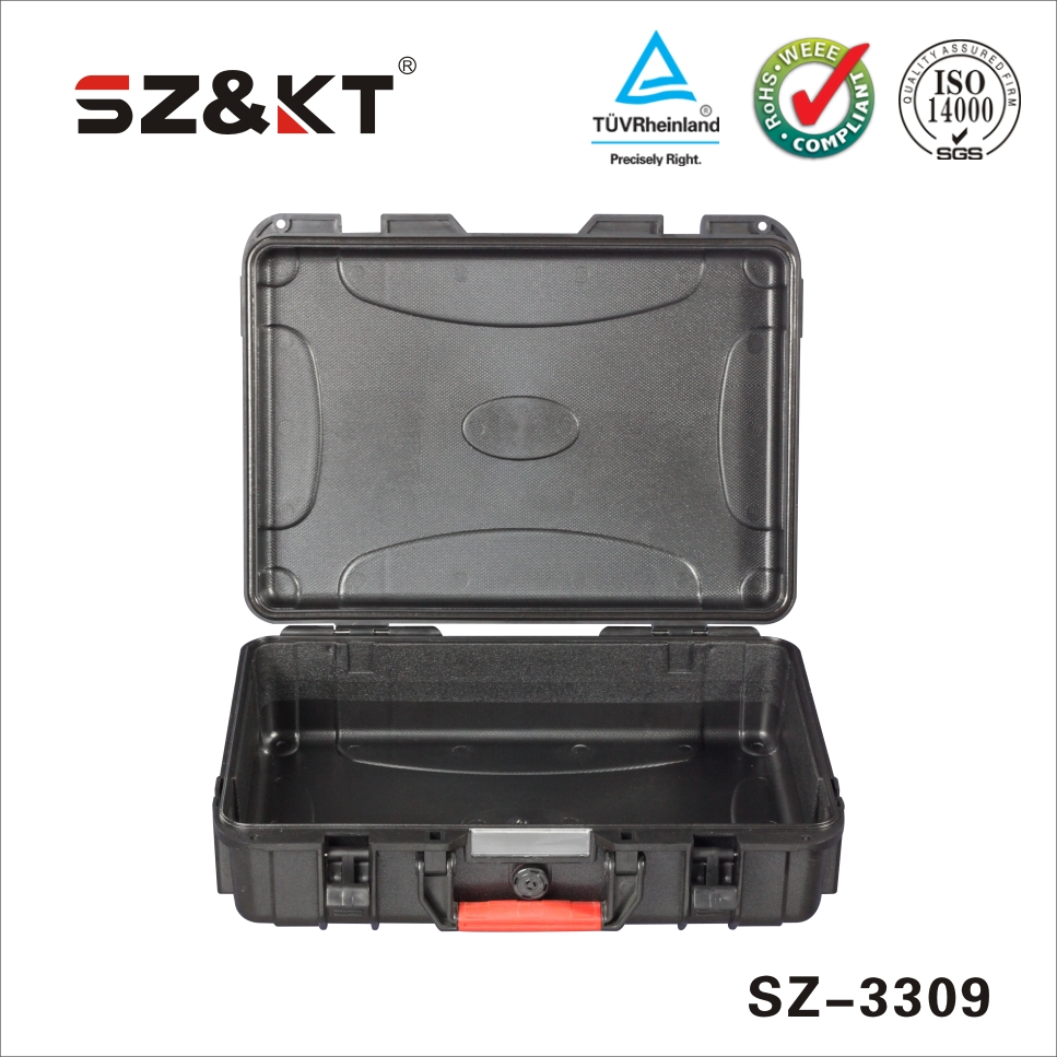 plastic high impact cases/ hard plastic waterproof cases