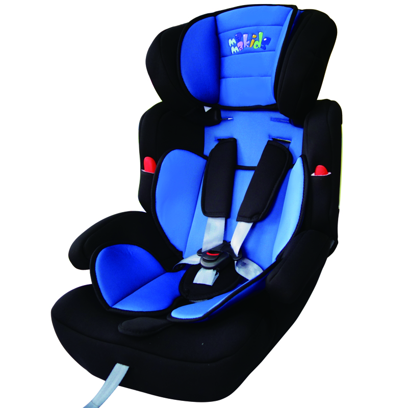 ECE R44/04 approved 9-36kgs group 1,2,3 booster baby car seat