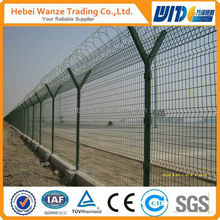 superier security airport fence,prison wire mesh fence(direct factory)