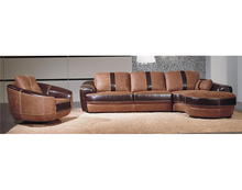 American outdoor leather sectional sofa set large sectional sofa