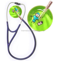 Acrylic fun stethoscope