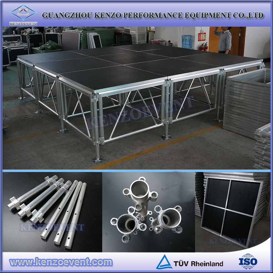 Portable Outdoor Flooring For Stage : Best sale outdoor aluminum portable stage platform buy