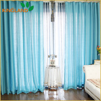Latest New Model Free Sample Sheer Designs Curtain Panels