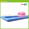 custom inflatable pool toys float durable pvc tarpaulin inflatable pool