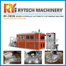 Disposable Plastic PP Cup Thermoforming Plastic Box and Bowl Making Machine