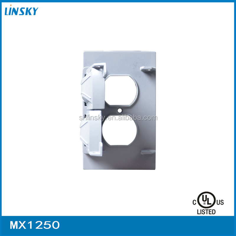 Handy Utility Rectangle Junction Box Cover