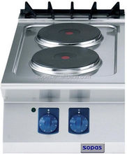 Resturant Kitchen Commercial Kitchen Cooking Equipment Electric Hot Plate Cooktops
