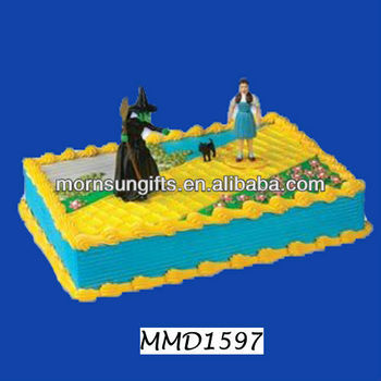 Wizard Of Oz Cake Decorating Kit : Wizard Of Oz Characters Cake Decorating Supplies - Buy ...