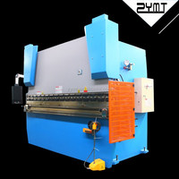 Hydraulic Metal Plate CNC Press Brake, sheet metal bending machine(WC67K)