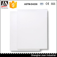 100% cotton 280g blank artist canvas
