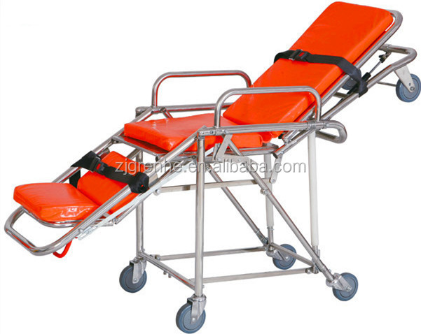 DW-SS003 paramedic stretcher ambulance stretcher ambulance carry chair