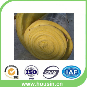Vacuumized Packing Fiber Glass Wool Insulation